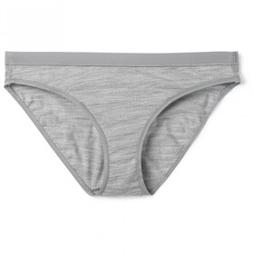 Smartwool Merino 150 Bikini Slip Dames, light gray heather